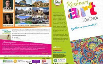 Kashmiri Arts Festival